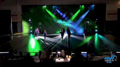 Dynamic Cheer & Dance - Senior All Stars [2021 Senior - Contemporary/Lyrical - Small Day 3] 2021 CSG Dance Nationals