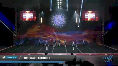 Five Star - Starlites [2021 L1 Tiny Day 2] 2021 GLCC: The Showdown Grand Nationals