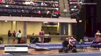 Sophie Nowicki - Women's Group, Precision Athletics - 2021 Women's Xcel Region 4 Championships