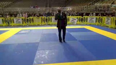LANDEN SCOTT BROUSSARD vs JUSTIN PATRICK STASSI 2021 Pan Kids Jiu-Jitsu IBJJF Championship