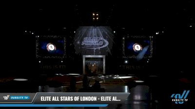 Elite All Stars of London - Elite All Stars of London [2021 Mini - Contemporary/Lyrical Day 2] 2021 The U.S. Finals: Louisville