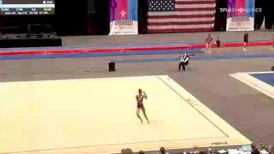 Laura Zeng - Ball, TEG - 2021 USA Gymnastics Championships