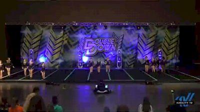 Carolina Flipz - Vixen [2021 L3 Junior - D2 - Small Day 2] 2021 Double Down Championships: Smoky Mountain Champs DI & DII