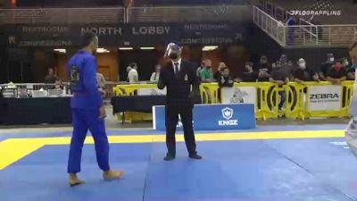 HOUTAN SAREH vs JORGE LUIS CABRERA 2020 World Master IBJJF Jiu-Jitsu Championship