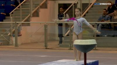 Vladislava Urazova RUS - Beam, Junior - 2018 City of Jesolo Trophy
