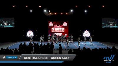 Central Cheer - Queen Katz [2020 L7 International Open Day 2] 2020 PAC Battle Of Champions