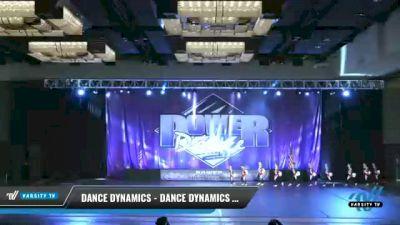 Dance Dynamics - Dance Dynamics Mini Prep [2021 Mini - Prep - Pom Day 2] 2021 ACP Power Dance Nationals & TX State Championship