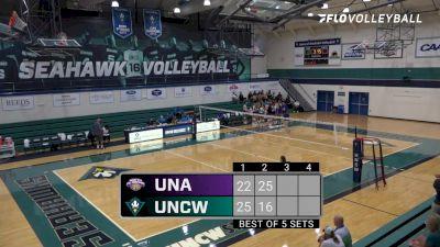 Replay: North Alabama vs UNCW | Aug 28 @ 12 PM
