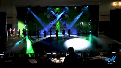 Power of Dance - Americano [2021 Open Kick Day 3] 2021 CSG Dance Nationals