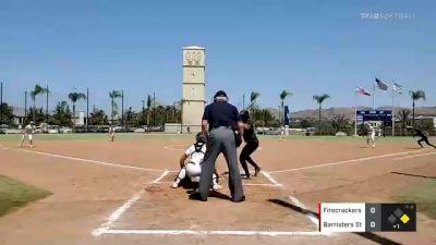 Batbusters Stith vs. Firecrackers Rico - 2021 TC Nationals