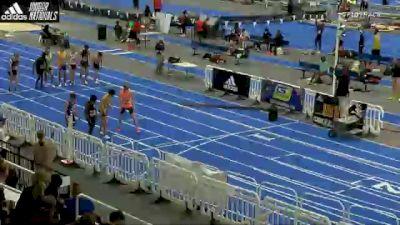 High School Boys' Mile Championship, Heat 2