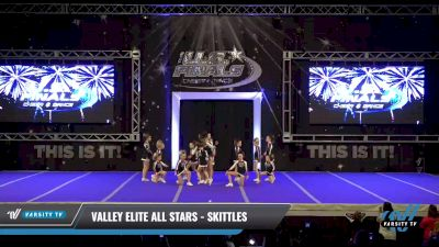 Valley Elite All Stars - SKITTLES [2021 L1 Youth - D2 - B Day 2] 2021 The U.S. Finals: Ocean City