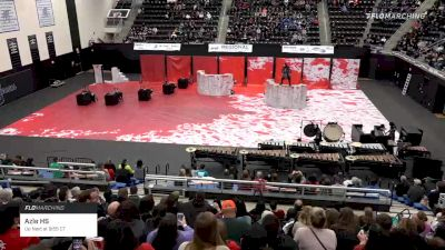 Azle HS at 2020 WGI Perc/Winds Dallas Regional