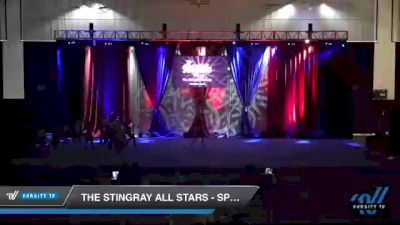 The Stingray Allstars - Marietta - Spice [2021 L5 Senior Coed Day 2] 2021 The American Royale DI & DII