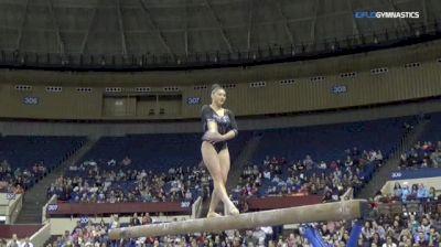 Kyla Ross - Beam, UCLA - Metroplex Challenge (NCAA)