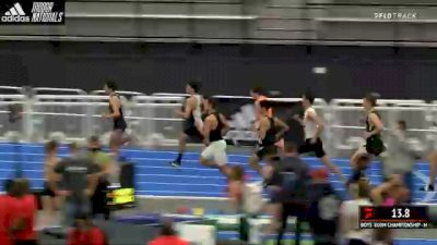 High School Boys' 800m Championship, Heat 2