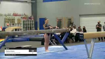 Ciena Alipio - Beam, Midwest Gymnastics Center - 2021 American Classic and Hopes Classic