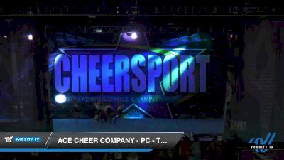 ACE Cheer Company - PC - Thundercats [2020 International Junior 3 Division B Day 2] 2020 CHEERSPORT National Cheerleading Championship