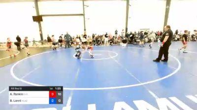 27 kg Prelims - Addison Rankin, Hammer Chicks vs Bella Lanni, Wrestle Like A Girl 1
