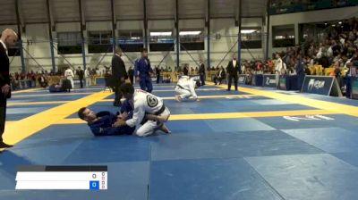 JOAO NETO vs BRANDON WALENSKY 2018 World IBJJF Jiu-Jitsu Championship