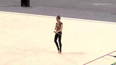 Erica Foster - Clubs, Skywalkers - 2021 USA Gymnastics Championships