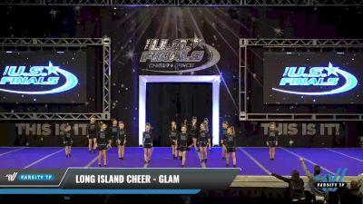 Long Island Cheer - Glam [2021 L2 Mini Day 1] 2021 The U.S. Finals: Ocean City