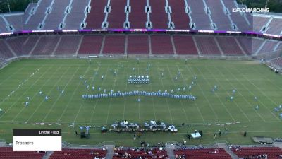 Troopers at 2019 DCI West
