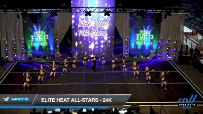 Elite Heat All-Stars - 24K [2020 L6 Senior Coed - XSmall Day 2] 2020 Feel The Power East