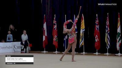 Gabriella Carvalho - Clubs, Edmonton Rhythmic Gymnastics