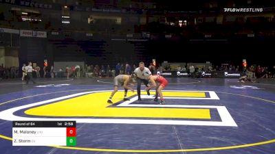 125 lbs Prelims - Colton Camacho, Pittsburgh vs Joe Thomas, West Virginia