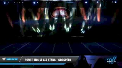 Power House All Stars - Godspeed [2021 L1 Junior - Medium Day 2] 2021 ACP Cash Bash Championship