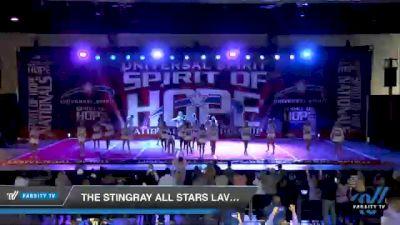 The Stingray Allstars - Marietta - Lavender [2021 International Open 6 Day 2] 2021 Universal Spirit: Spirit of Hope National Championship