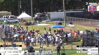 Replay: Long Jump / Triple Jump - 2021 AAU Junior Olympic Games | Aug 7 @ 8 AM