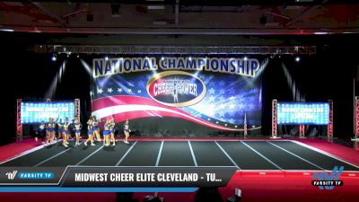 Midwest Cheer Elite Cleveland - Tundra [2021 L6 International Open Coed NT Day 2] 2021 ACP: Midwest World Bid National Championship