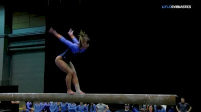 Katelyn Ohashi - Beam, UCLA - 2018 Elevate the Stage - Reno (NCAA)