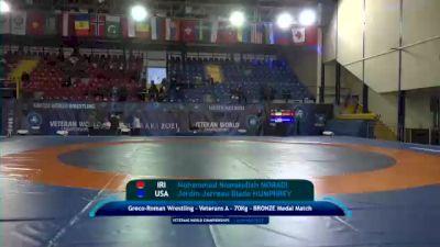 Replay: Mat C - 2021 Veterans World Championships | Oct 24 @ 6 PM