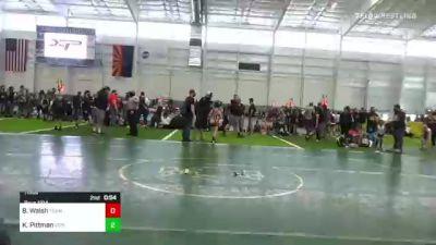 113 lbs Consolation - Jaxon Satiacum, Team Aggression vs Charlie Powers, Alaska Avalanche