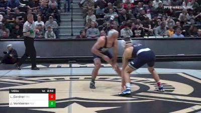 149 lbs Final - Luke Gardner, Penn State vs Jarod Verkleeren, Penn State