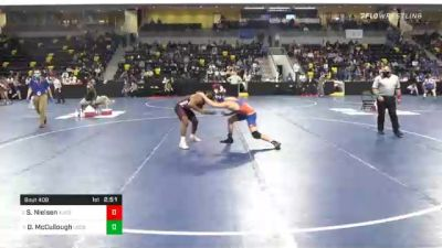 174 lbs Quarterfinal - Solomon Nielsen, Augsburg University vs David McCullough, United State Coast Guard Academy
