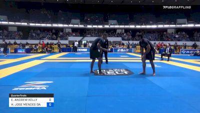ELIOT ANDREW KELLY vs HELTON JOSE MENDES DA SILVA JUNI 2019 World IBJJF Jiu-Jitsu No-Gi Championship