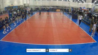 Motion Volleyball 17 vs FC Elite 17 - 2019 JVA MKE Jamboree