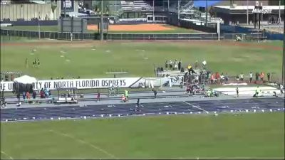 Full Replay: Long Jump/Triple Jump - FHSAA Outdoor Championships - May 8