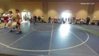 285 lbs Rr Rnd 3 - Hunter Matthews, New Jersey vs Gino Guerrisi, Pennsylvania