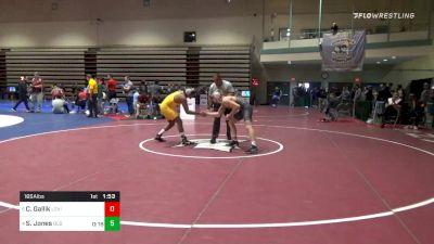 Prelims - Jared Siegrist, Lock Haven vs Anthony Valencia, Arizona State