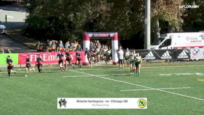 Atlanta Harlequins vs Chicago North Shore: WPL 7th-Place Game