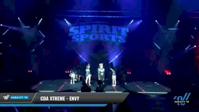 CDA Xtreme - Envy [2021 L3 Junior - D2 - Small - B Day 2] 2021 Spirit Sports: Battle at the Beach