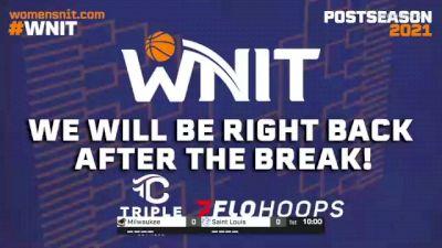Saint Louis vs. Milwaukee - 2021 WNIT - Round 2, Rockford Regional