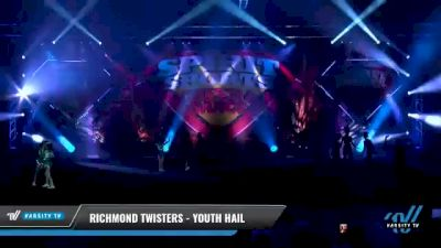 Richmond Twisters - Youth Hail [2021 L1 Youth - D2 Day 1] 2021 Spirit Sports: Battle at the Beach