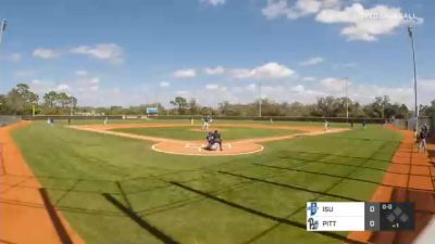 Pittsburgh vs. Indiana State - 2021 Snowbird Baseball