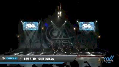 Five Star - Superstars [2021 L5 Senior Day 2] 2021 COA: Midwest National Championship